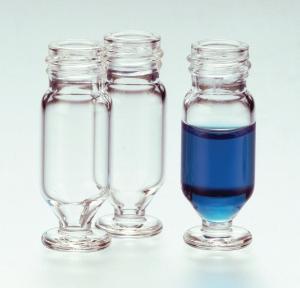 Wide opening screw neck vials, 9 mm, Target DP®